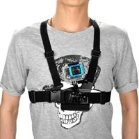 Annox Chesty (Chest Harness) + 3way Adjustment Base til Gopro