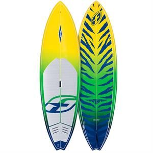 F-ONE Anakao Bamboo Deck SUP Board