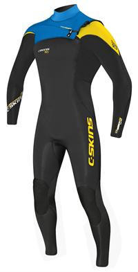 C-skins: Re-Wired wetsuits 2014