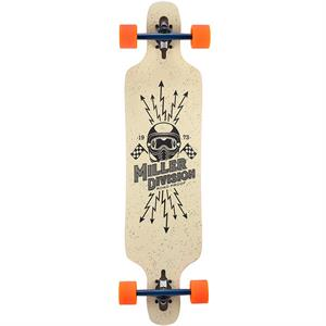 Miller Division Road Proof Longboard