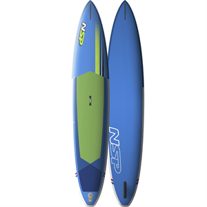 NSP O2 Race Inflatable SUP