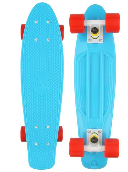 Naked Original Blue Deluxe Skateboard