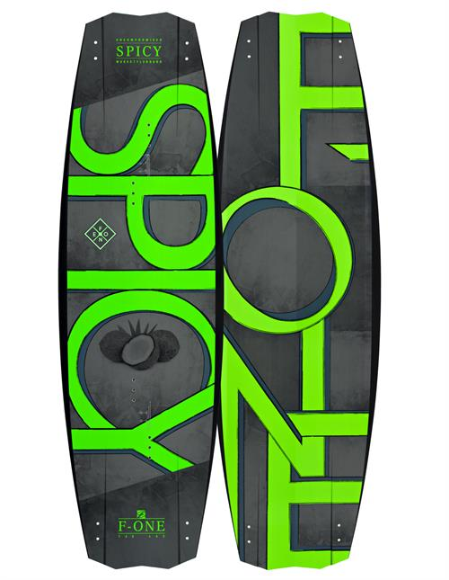 F-one Spicy Wakestyle Kiteboard