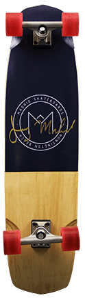 Madrid Slasher Signature Longboard