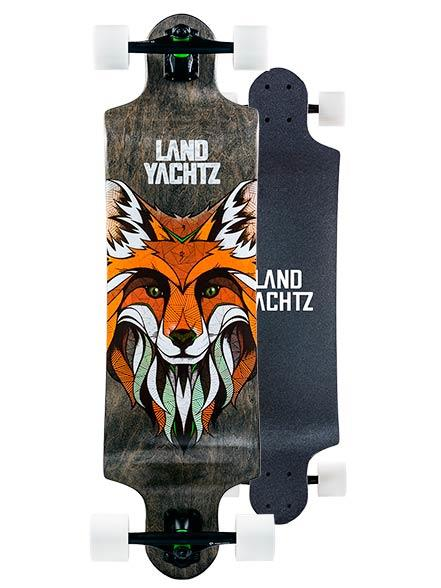 Landyachtz Switch 35 Longboard