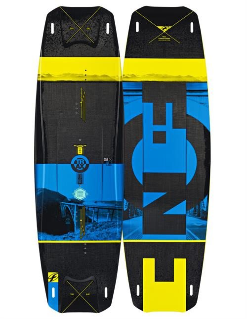 F-one Trax Carbon kiteboard