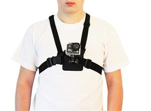 Chest Strap / Chesty (Chest Harness) til GoPro