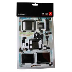 Annox Sportsman Mount Set til Gopro