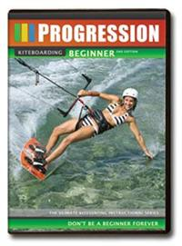 Kite surf instruktions video / DVD - beginner 2nd Edition