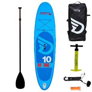 Boierto Allround Oppustelig SUP + Paddle
