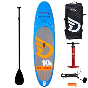 Boierto Allround Advanced Oppustelig SUP + Paddle