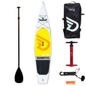 Boierto Touring Oppustelig SUP + Paddle