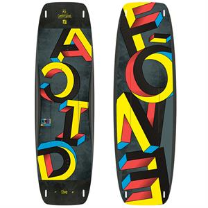 F-one Acid HRD Carbon Series Kiteboard