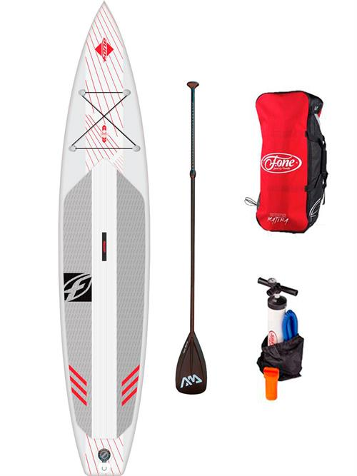 F-ONE Matira LW Race SUP + Paddle
