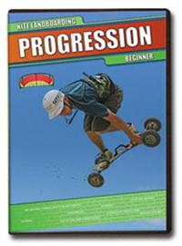 Progression Kite Landboarding Beginner DVD