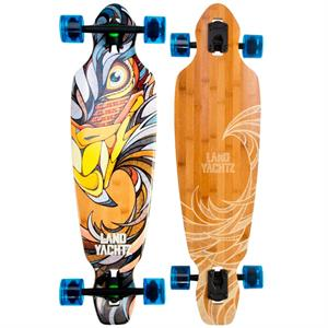 "Landyachtz Battle Axe 35"" Eagle Longboard"