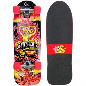 Landyachtz Tugboat - Cobra Blaster Mini Cruiser