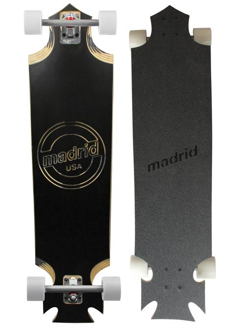 Madrid Anvil Longboard