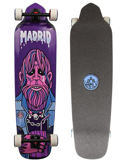 Madrid Bigfoot Longboard