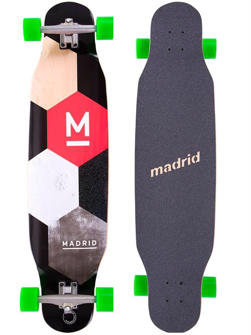 Madrid Paddle Components Longboard