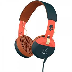 Skullcandy Grind w. Tap Tech - Explore/Orange/Navy