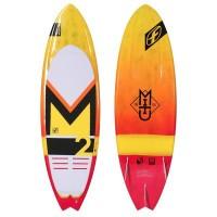 F-one Mitu Monteiro Carbon Pro Surfboard 2017
