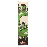 Naked Løbehjul Griptape - Toxic Skulls