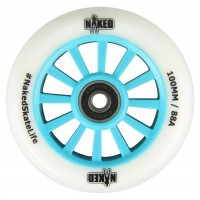 Naked Nylon Kerne hjul 100mm