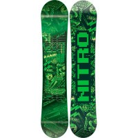 Nitro Ripper Youth Junior Snowboard