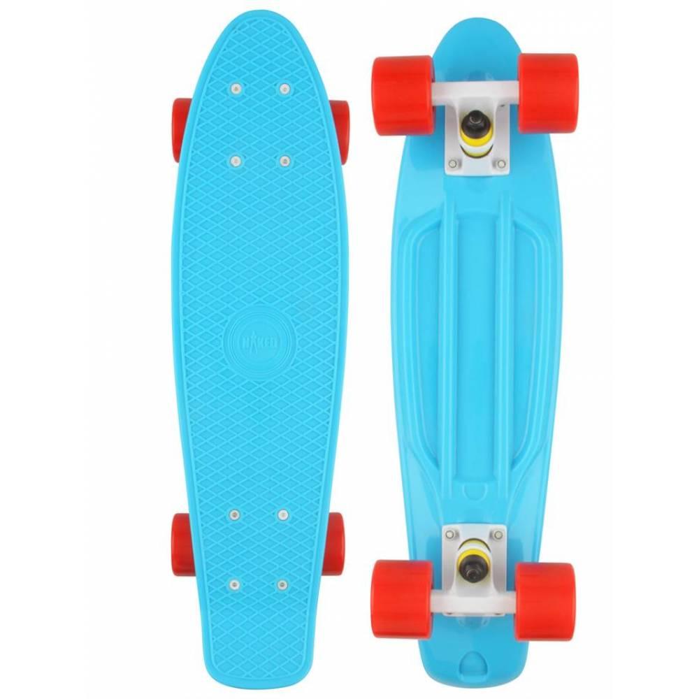 Naked Blue Eye Skateboard - Hele Danmarks Skate- og Surfshop