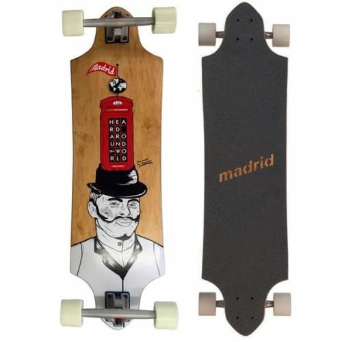 Madrid Helberd Gentlemen Longboard