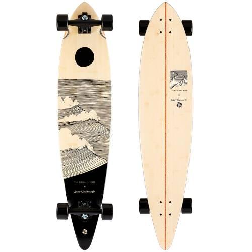 Sector 9 Beach Brake Bonsai Longboard