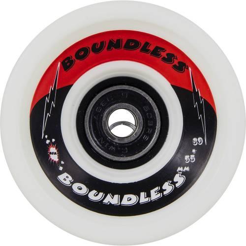 Boundless Longboard Hjul - 4 stk