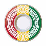 Element Rasta 53MM Skateboard hjul